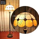 INPHIC-簡約復古時尚客廳餐廳創意落地燈地中海方塊手工落地燈_S2626C