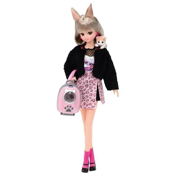 莉卡娃娃 #Licca#17歲#搖滾貓咪莉卡_LA16791