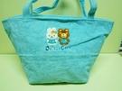 【震撼精品百貨】Daisy & Coro 熊與兔~手提袋肩背包『大』