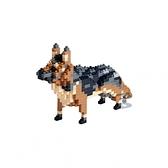【Tico 微型積木】T-9407 狼犬