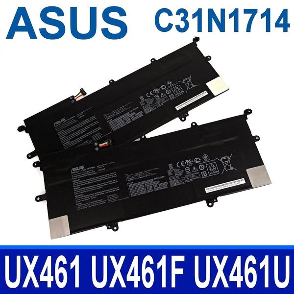 ASUS C31N1714 3芯 原廠電池 ZenBook Flip 14 UX461 UX461F UX461FA UX461FN UX461U UX461UA UX461UN