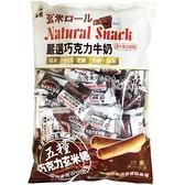 黑熊五糧玄米捲-巧克力420g 【康鄰超市】
