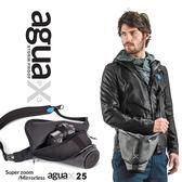 黑熊館 MIGGO Agua 25 多功能PRO防水相機側背包[微單類單相機專用專用] - 黑與藍