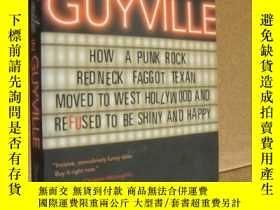 二手書博民逛書店Exile罕見in GUYVILLE:how a punk ro