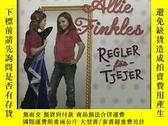 二手書博民逛書店Allie罕見Finkles Regler FÖR Tjejer.( Scenskräck )Y12800 M