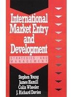 二手書博民逛書店《International market entry and