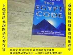 二手書博民逛書店THE罕見EGYPT CODEY249342 埃及 arrow