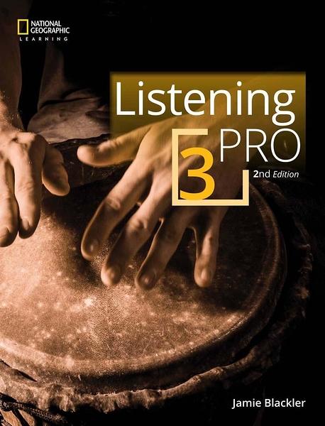 Listening Pro 3 2/e: Total Mastery of TOEIC Listening Skills