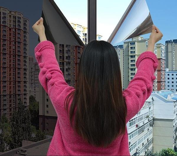 窗貼 隔熱膜窗戶防曬玻璃貼膜