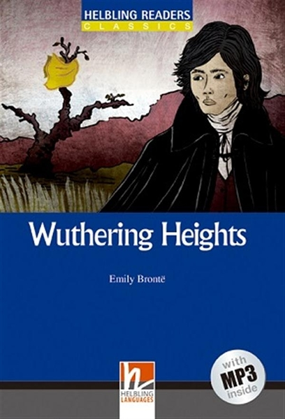 (二手書)Wuthering Heights (25K彩圖經典文學改寫+1MP3)