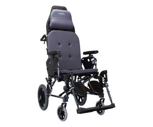 【贈好禮】康揚 鋁合金輪椅 防滑仰躺型 潛隨挺 躺式輪椅 特製輪椅 502 KM-5000.2