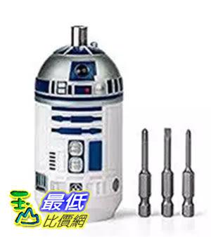 [美國直購] ThinkGeek 星際大戰 Star Wars R2D2 螺絲起子 Screwdriver With 3 Forged Steel Bits 週邊商品