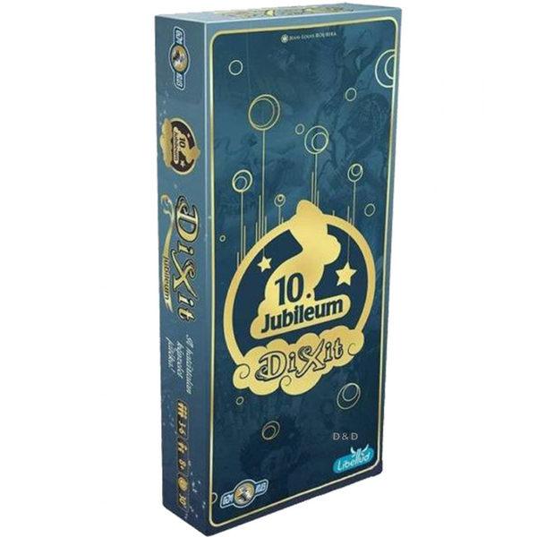 《 GoKids 玩樂小子 》說書人 10週年紀念 Dixit 10th Anniversary-擴充用 (中文)╭★ JOYBUS玩具百貨