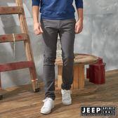 【JEEP】美式越野冒險休閒百搭長褲 (深灰)
