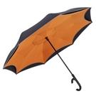 德國反向折疊傘全自動長柄傘男女車用超大免持式創意雙層反轉雨傘 YDL