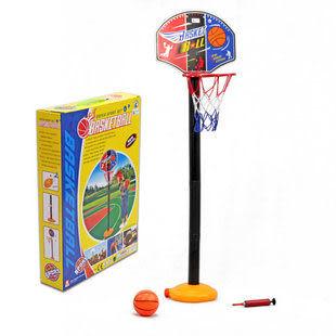 童籃球架可移動便攜式調高低
