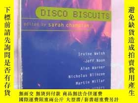 二手書博民逛書店Disco罕見Biscuits (new fiction fro