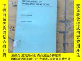 二手書博民逛書店Mechanisms罕見of Inorganic Reactio
