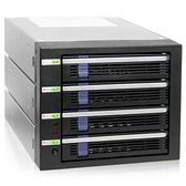 [富廉網] ICY DOCK MB454SPF-B 3.5吋SATA內接抽取模組
