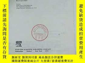 二手書博民逛書店Limit罕見Analysis and Soil Plastic