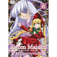 動漫 - 薔薇少女 彷如夢境 Rozen Maiden DVD VOL-6