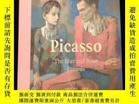 二手書博民逛書店[罕見] The Early Picasso 早期的畢加索:藍色和玫瑰時期Y401720 Hatje Cant