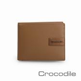 Crocodile Bull Grain 系列短夾-零錢袋款 0103-07704-08