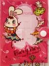 【震撼精品百貨】 Bunny King_~香港邦尼國王兔~護照套.文件套*72327