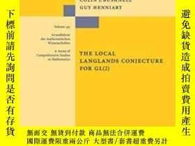 二手書博民逛書店The罕見Local Langlands Conjecture For Gl(2)Y255562 Colin