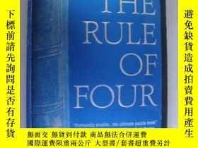 二手書博民逛書店The罕見Rule of FourY85718 Ian Cald