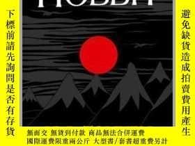 二手書博民逛書店The罕見Hobbit : or There and Back Again霍比特人,英文原版Y449990 J