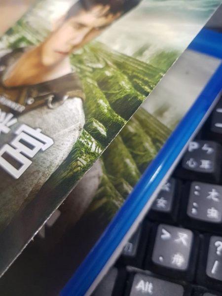 影音專賣店-Q00-816-正版BD【移動迷宮1 有外紙盒】-藍光電影