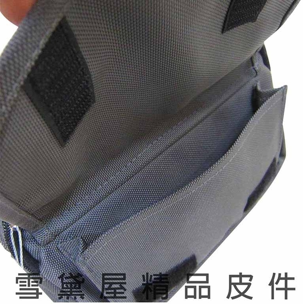 ~雪黛屋~CAUTION腰包台灣製造品質保證外袋可放6吋機運動休閒高單數防水尼龍布腰背斜側背ACB2311