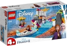 樂高LEGO DISNEY PRINCESS 冰雪奇緣 冰雪奇緣2 FROZEN2 安娜的獨木舟探險 41165 TOYeGO 玩具e哥