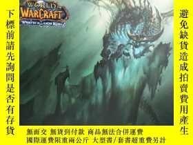 二手書博民逛書店The罕見Cinematic Art of World of Warcraft: Wrath of the Lic