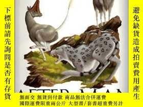 二手書博民逛書店After罕見Man: A Zoology Of The Future-人類之後:未來的動物學Y436638