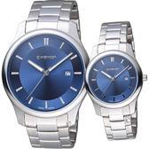 瑞士WENGER City 城市系列 經典時尚對錶 01.1441.117+01.1421.106