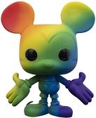 【 Funko 】POP彩虹系列 迪士尼 米奇 (FK56580) / JOYBUS玩具百貨