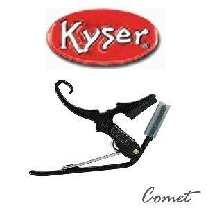【小新的吉他館】美國 Kyser KG-3B SHORT-CUT 三弦專用特殊短夾   (特殊夾三弦/KG3B)
