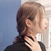 【新飾界】網紅大耳環耳圈女氣質韓國螺旋耳墜