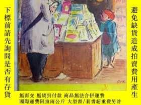 二手書博民逛書店Books罕見of the Month 每月書刊述評 1947年