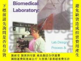 二手書博民逛書店Designing罕見a Modern Microbiological  Biomedical Laborator
