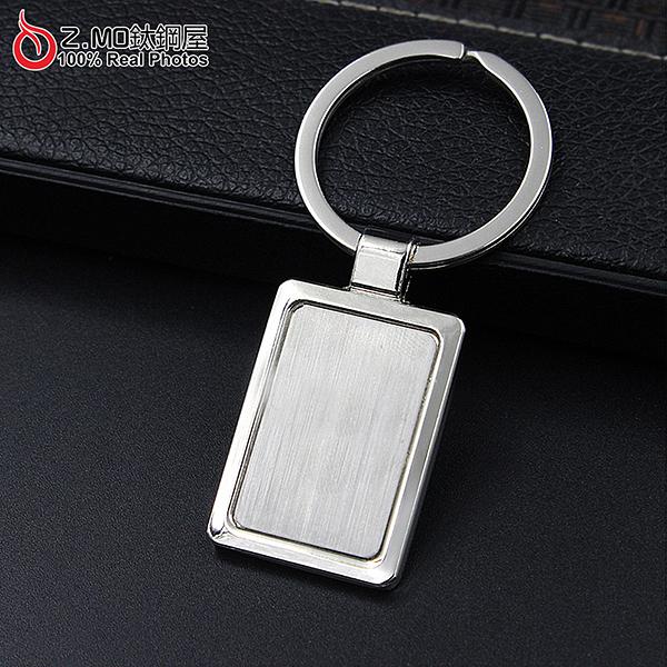 [Z-MO鈦鋼屋]客製化刻字鑰匙圈/精緻質感/皮帶扣/創意禮物推薦/美觀兼具多功能/單個價【KLA047】