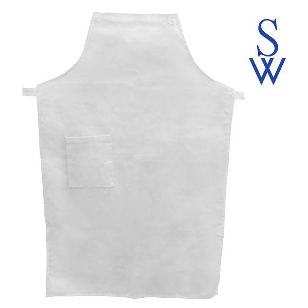 【WS 緯成】/廚師圍裙/ 連身圍裙 / 全身圍裙 / 活動釦 / Chef Coat 廚師服