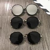 新款圓臉顯瘦明星同款韓版個性大框太陽眼鏡開車