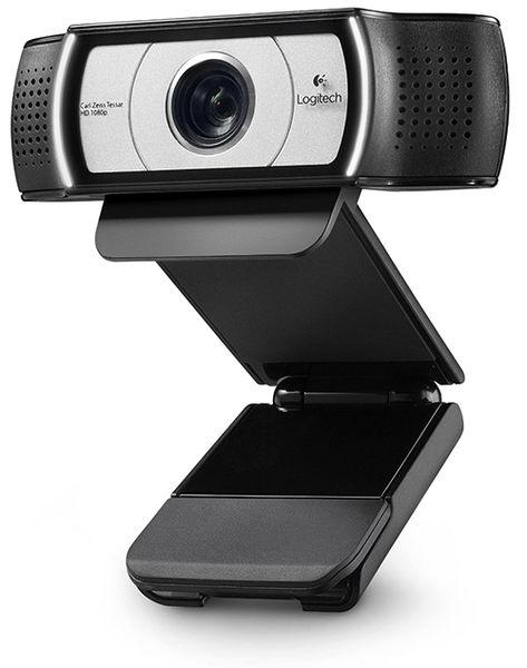 【美國代購】Logitech 羅技 Webcam C930e 1080p HD 視訊 攝影機