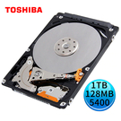 Toshiba 東芝 7mm 1TB 2.5吋 內接硬碟 (MQ04ABF100)