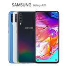 三星 SAMSUNG Galaxy A70 (A7050) 6GB/128GB 手機~送滿版玻璃保護貼+仿真磁吸式皮套+X7000mAh移動電源