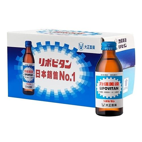 LIPOVITAN 力保美達能量補給飲料 24 瓶 (150 毫升X 24瓶)