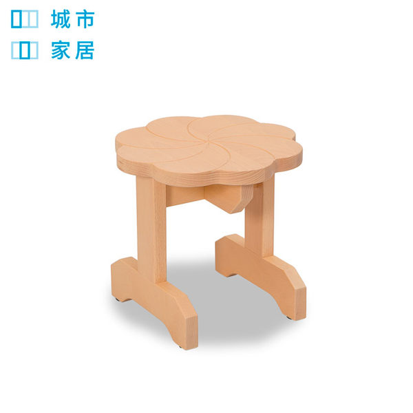 【城市家居-綠的傢俱集團】兒童椅 小花造型椅 兒童家具